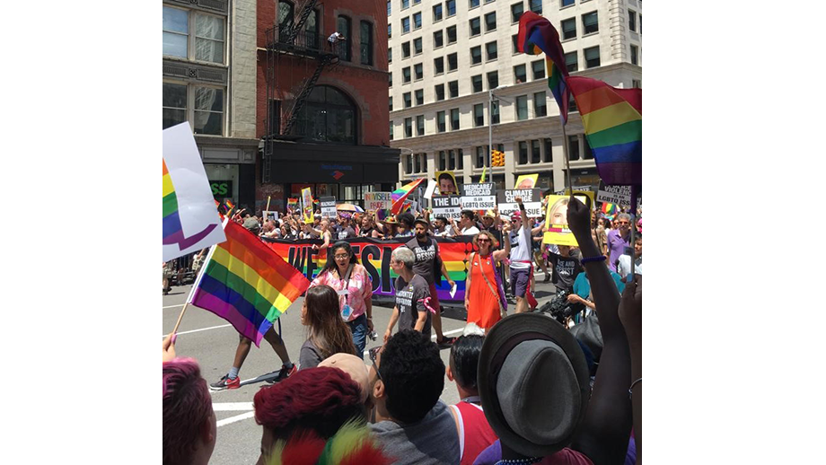 New York City Pride March