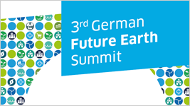 Logo: Konferenz - 3rd German Future Earth Summit