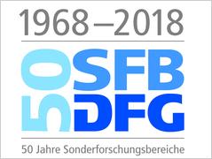Logo 50 Jahre SFB