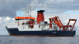 Research Vessel Maria S. Merian