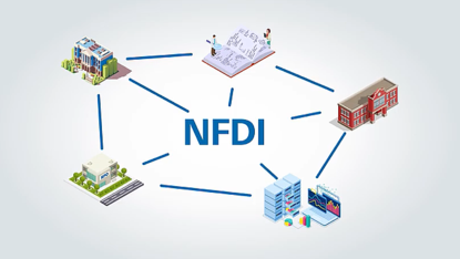 Screenshot Video: What is the National Research Data Infrastructure (NFDI)?