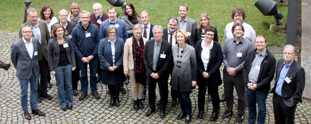 Members of the Permanent Senate Commission on Fundamental Issues of Biological Diversity