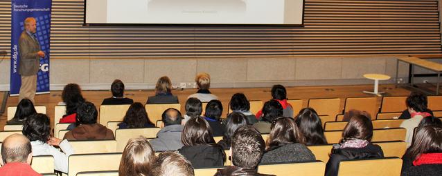En Santiago, la Leibniz Lecture se realizó en la Universidad de Chile
