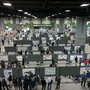 View of the exhibitors' hall / poster exhibition.