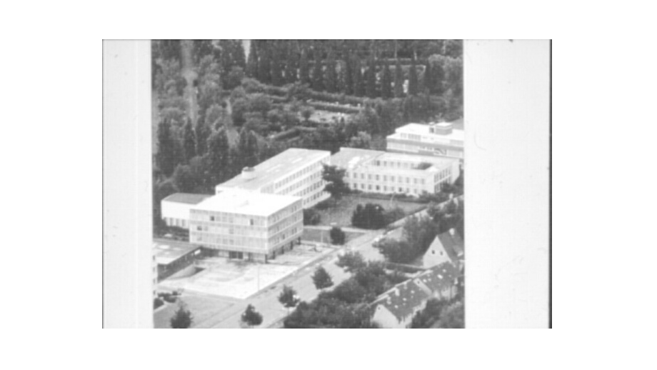 The third expansion of the Head Office in 1967