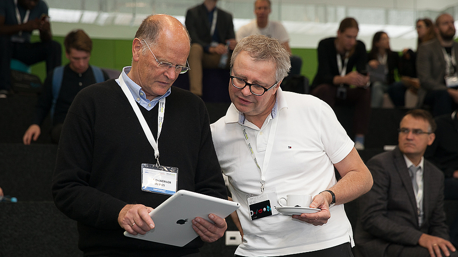 Werner Mewes (TU Munich) and Ralf Zimmer (LMU Munich)