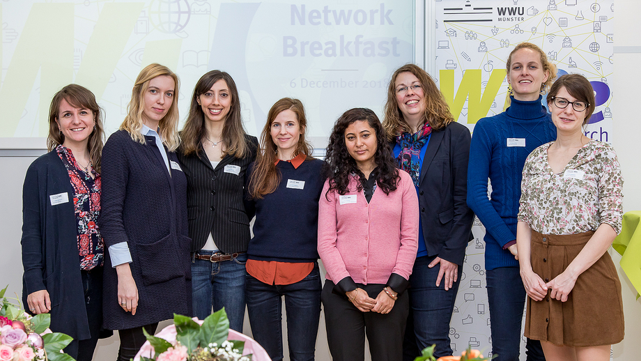 Symbolbild: WiRe – Women in Research - Westfälische Wilhelms-Universität Münster